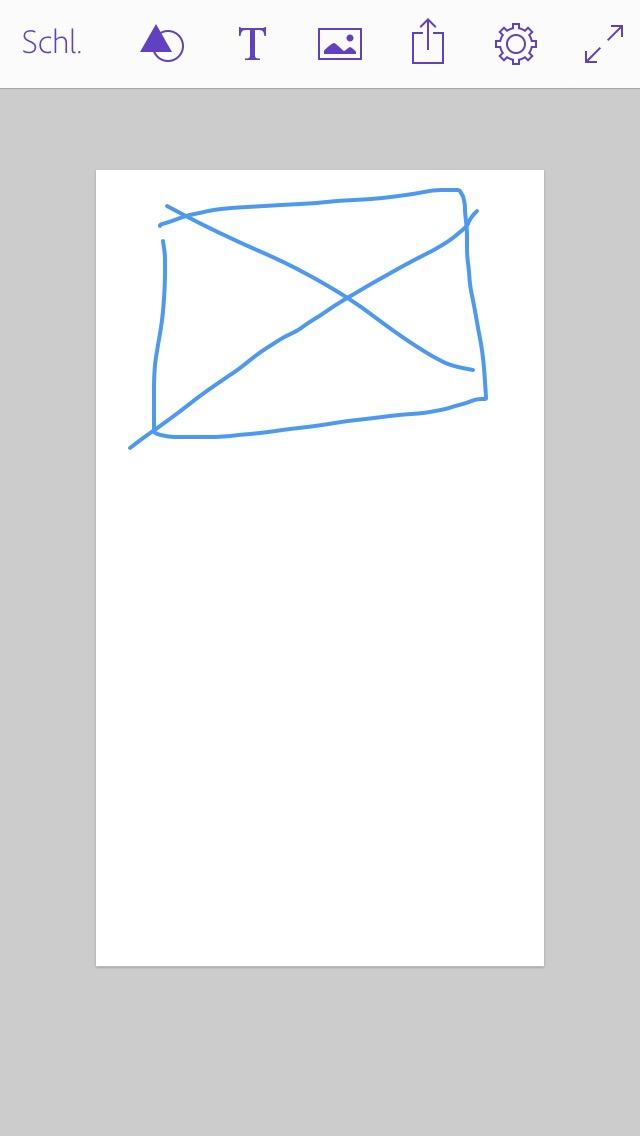 Comp Bildzeichnung Screnshot