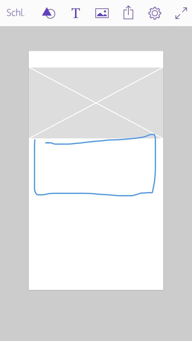Comp Rechteckzeichnung Screenshot