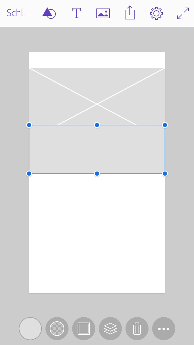 Comp Rechteck Screenshot