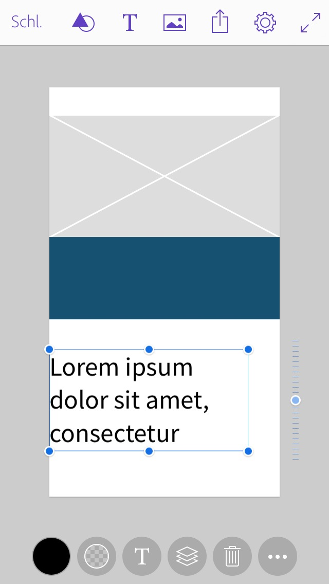 Comp Text Screenshot