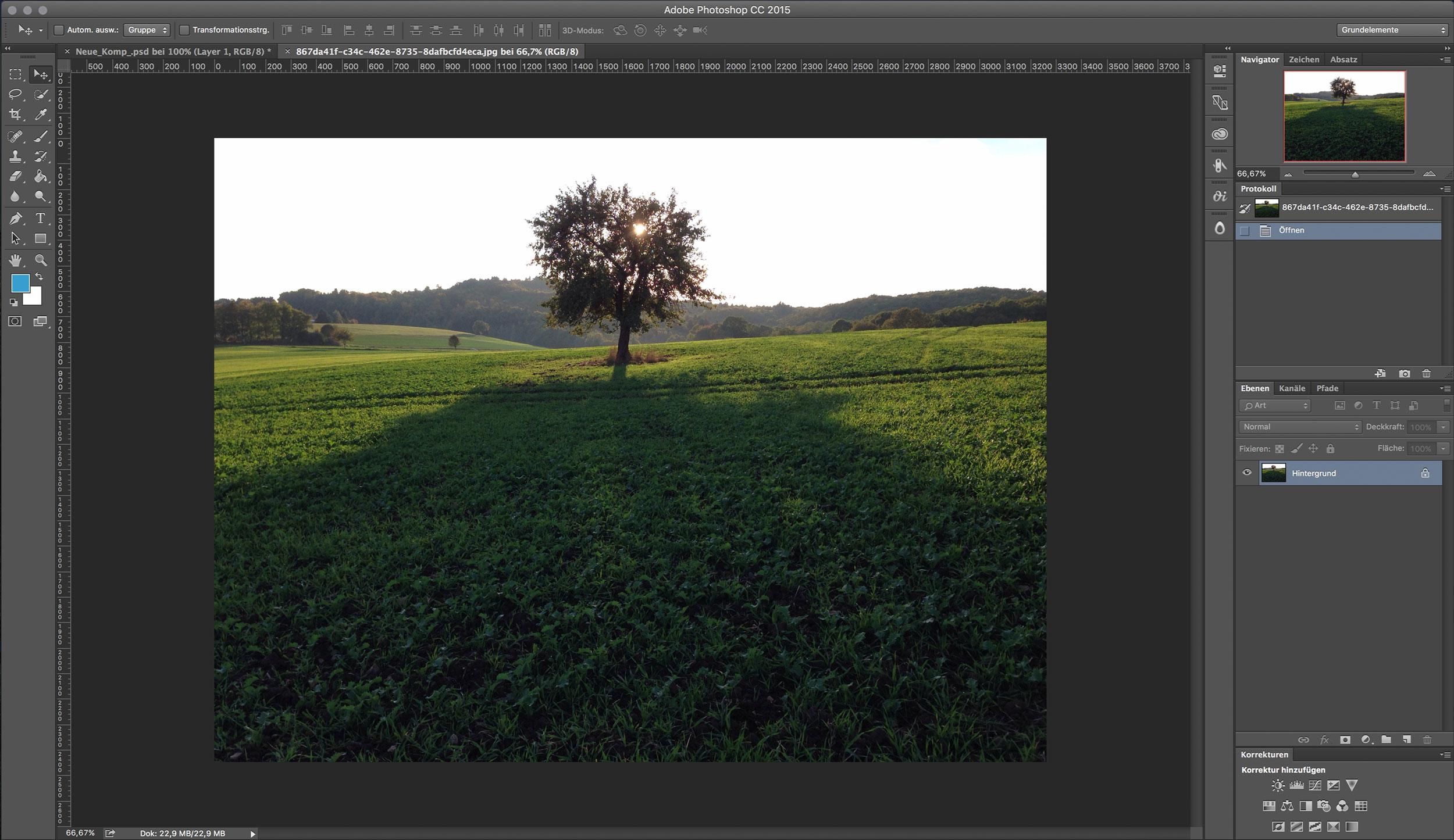 Photoshop Smartobject Screenshot